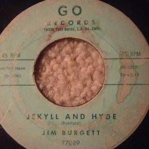 Image for 'Jim Burgett'