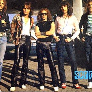 Immagine per 'Scorpions'