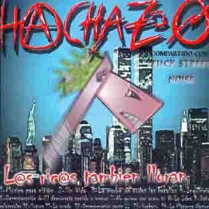 Image for 'Hachazo'