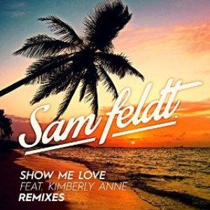 Image for 'Sam Feldt Feat. Kimberly Anne'
