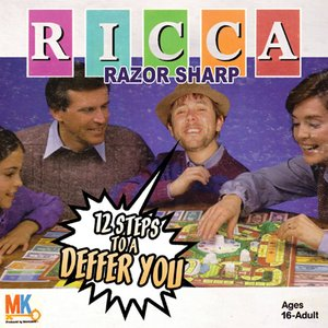 Image for 'Ricca Razor Sharp'