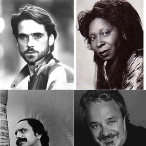Bild für 'Jeremy Irons, Whoopi Goldberg, Cheech Marin & Jim Cummings'