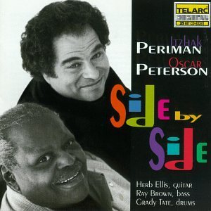 Image for 'Itzhak Perlman & Oscar Peterson'