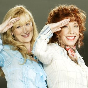 Image for 'Meryl Streep & Lily Tomlin'