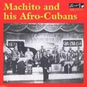 Image for 'Machito & His Afro-cuban Jazz Ensemble'