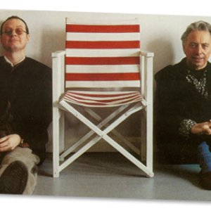 Image for 'Andy Partridge & Harold Budd'