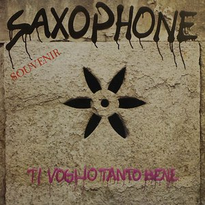 Image for 'Saxophone'