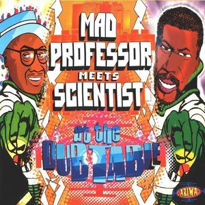 Bild für 'Scientist & Mad Professor'