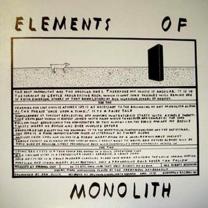 Image for 'Elements of Monolith'