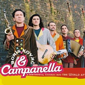 Image for 'Boris Kovac & La Campanella'
