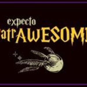 Image for 'expecto patrAWESOME'