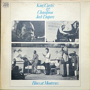 Image for 'King Curtis and Champion Jack Dupree'