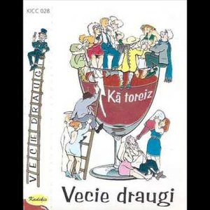 Image for 'Vecie Draugi'