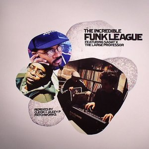 Image for 'The Incredible Funk League'