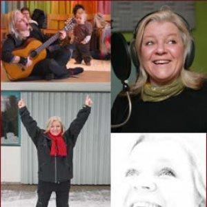 Image for 'Kerstin Andebys Barnkör'