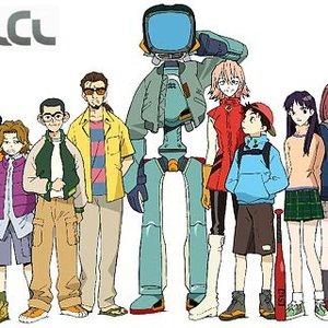 Imagem de 'FLCL Cast'