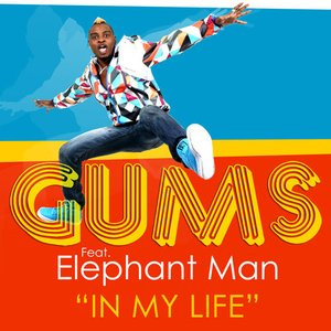 Image for 'Gums feat. Elephant Man'
