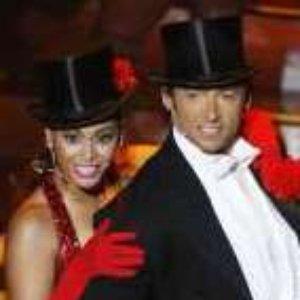 Bild für 'Beyonce Knowles & Hugh Jackman'