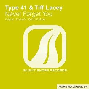 Bild für 'Type 41 & Tiff Lacey'