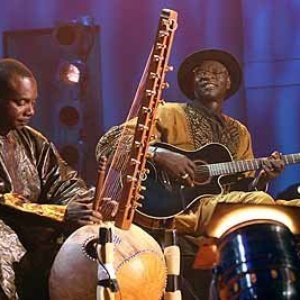 Image for 'Ali Farka Touré & Toumani Diabaté'