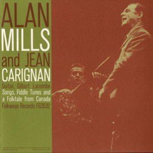 Image for 'Alan Mills and Jean Carignan'