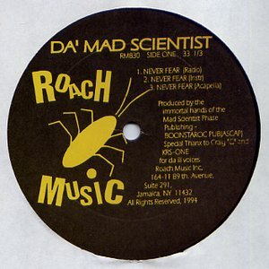 Image for 'Da'Mad Scientist'