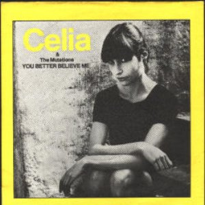 Image pour 'Celia and The Mutations'