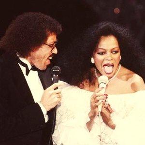 Immagine per 'Diana Ross and Lionel Richie'