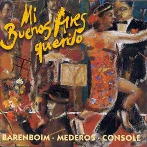 Image for 'Daniel Barenboim (piano) & Rodolfo Mederos (bandoneón)  & Héctor Console (Bass)'