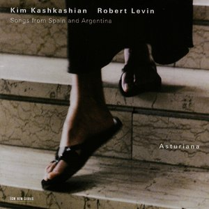 Image for 'Kim Kashkashian, Robert Levin'
