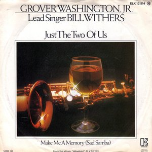 Image for 'Grover Washington, Jr. with Bill Withers'