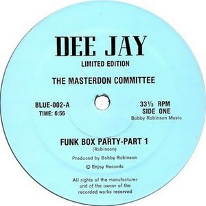 Image for 'Masterdon Committee'