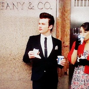 Image for 'Lea Michele, Chris Colfer'