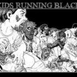 Image for 'kids runnung black'