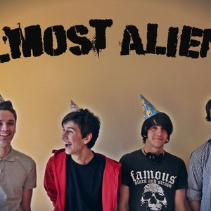 Image for 'Almost Aliens'