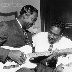 Image for 'Muddy Waters & Otis Spann'