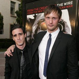 Image for 'Alexander Skarsgård and James Ransone'