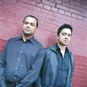 Image for 'Vijay Iyer & Rudresh Mahanthappa'
