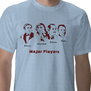 Image for 'Major Players'