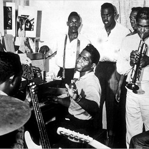 Image for 'James Brown and The Famous Flames'