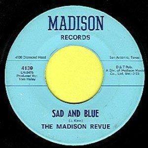 Bild für 'The Madison Revue'