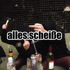 Image for 'Alles.Scheiße'