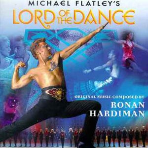 """Michael Flatley's Lord of the Dance""的封面"
