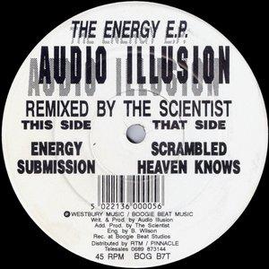 Image for 'Audio Illusion'