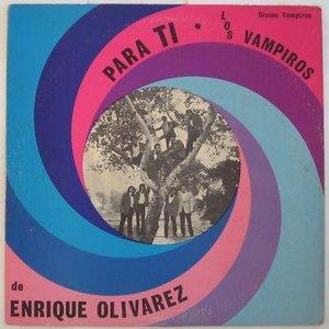 Image for 'Enrique Olivarez Y Los Vampiros'