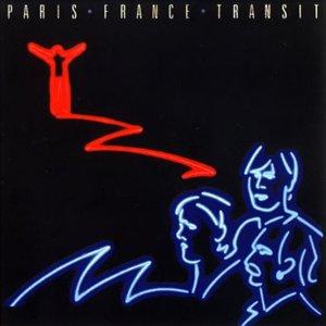 """""""Paris-France-Transit""""的封面"""