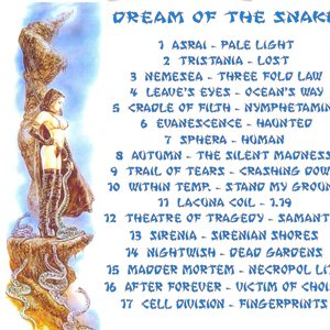 Image for 'Dream of the snake'