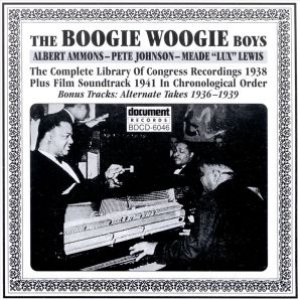 Image for 'The Boogie Woogie Boys'