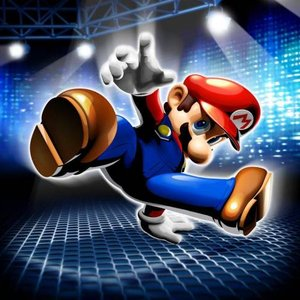 Image for 'Dance Dance Revolution Mario Mix Gamerip'
