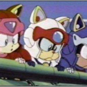 Image for 'Samurai Pizza Cats'